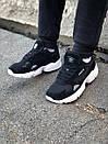 Женские черные кроссовки Adidas Torsion System, фото 6