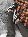 Жіночі замшеві кросівки Adidas Gazelle (три кольори), фото 10