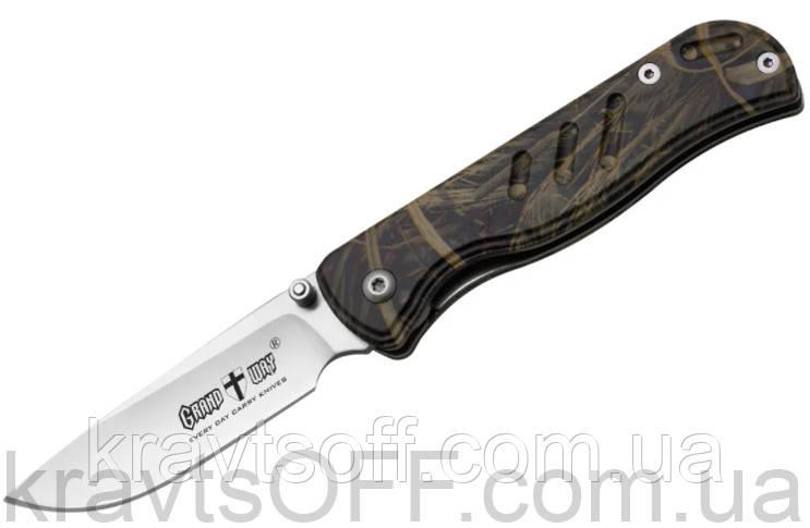 Нож складной E-14 + В ПОДАРОК ФОНАРЬ\БРЕЛОК