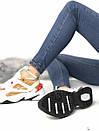 Кросівки жіночі M2K TEKNO з натуральної шкіри, фото 9