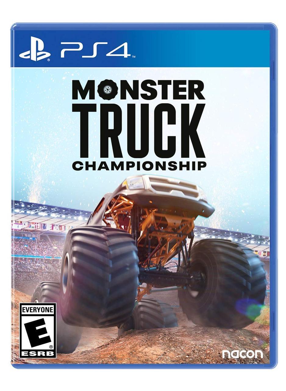 Monster Truck Championship (английская версия) PS4