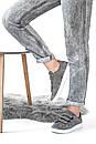 Женские кеды ADIDAS STAN SMITH на липучках из натуральной замши, фото 2