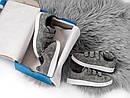 Женские кеды ADIDAS STAN SMITH на липучках из натуральной замши, фото 8
