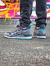 Замшеві чоловічі кросівки Asics Gel-Lyle, фото 3