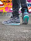 Замшеві чоловічі кросівки Asics Gel-Lyle, фото 6