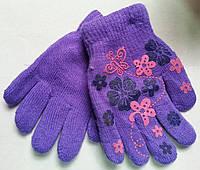 Перчатки детские для девочек, фото 1