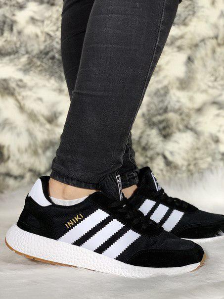 Кросівки унісекс Adidas Iniki