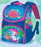 Рюкзак шкільний каркасний (ранець) Lovely Kitten, фото 2