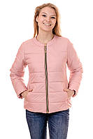 Женская демисезонная куртка IRVIC 50 Розовый
