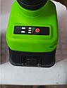 Болгарка аккумуляторная  Белорус МТЗ МШУ 125-21 (2 аккумулятора 21В), фото 5