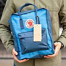 Городской рюкзак Fjallraven Kanken (6 цветов), фото 10