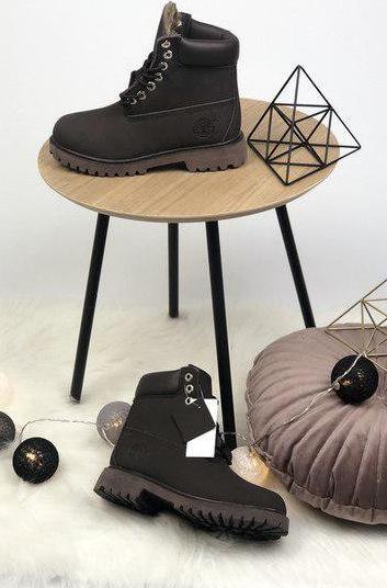 Женские ботинки Timberland зимние до -35