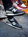 Чоловічі кросівки New Balance 574 з шкіри, фото 4