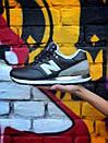 Чоловічі кросівки New Balance 574 з шкіри, фото 10