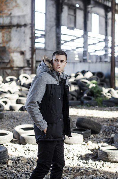 "Куртка Pobedov Winter Jacket ""Levyy bereg"" + Штани Pobedov ""Budet teplo"""