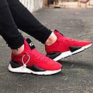 Мужские кроссовки Adidas Y-3 Kaiwa Red, фото 4