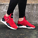 Мужские кроссовки Adidas Y-3 Kaiwa Red, фото 7