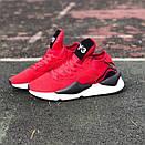 Мужские кроссовки Adidas Y-3 Kaiwa Red, фото 8