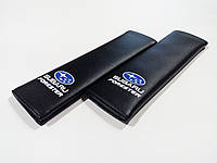 Накладки на ремень безопасности Чехлы на ремень безопасности Накладка в машину ремень Подарок в машину Субару