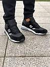 Замшевые мужские кроссовки NEW BALANCE 1500, фото 3