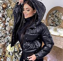 Куртка екошкіра, куртка жіноча екошкіра