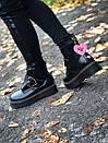 Жіночі черевики Dr. Martens з натуральної шкіри, фото 5