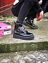Жіночі черевики Dr. Martens з натуральної шкіри, фото 8