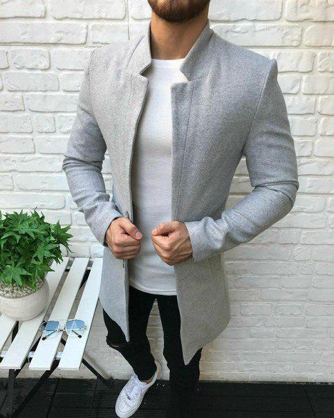 Чоловіче демісезонне пальто. Туреччина