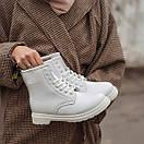 Женские ботинки Dr. Martens внутри цигейка, фото 2