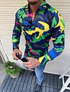Чоловіча стильна сорочка, Туреччина (10 моделей), фото 3