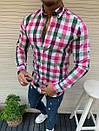 Чоловіча стильна сорочка, Туреччина (10 моделей), фото 8