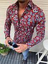 Чоловіча стильна сорочка, Туреччина (10 моделей), фото 10