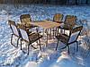 """Мебель складная туристическая, набор для отдыха на природе """"Патриот ФП2Х+6"""" (2 стола + 6 кресел)"""