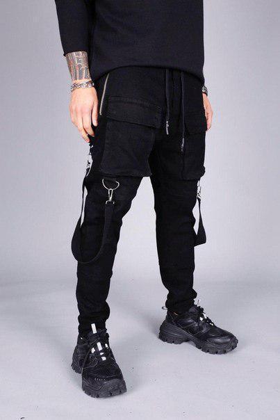 Чоловічі ультра-модні джинси
