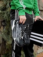 Мужские кроссовки  Аdidas X9000L4 черные (копия)