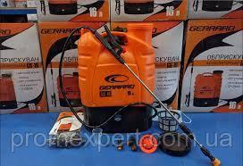 Обприскувач акумуляторний 12Л Gerrard GS-12