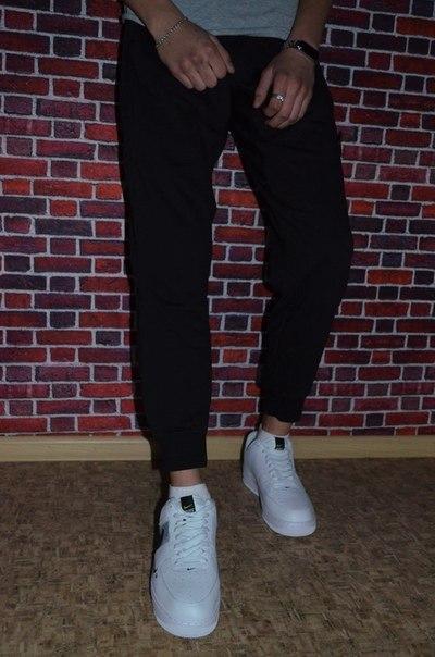 Котонові спортивні чоловічі штани (два кольори)