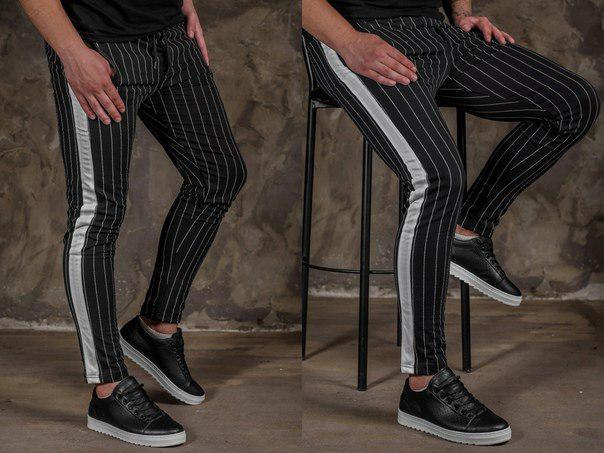 Чоловічі цікаві стильні штани, 10 моделей