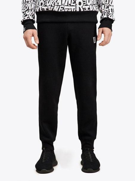 Чоловічі спортивні штани FLEX BLK P