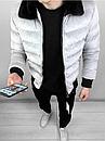 Мужская утепленная зимняя куртка, до -15 (два цвета), фото 4
