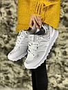 Жіночі білі кросівки New Balance 574, фото 5