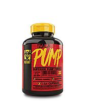 Pump - 154 капсулы - Mutant