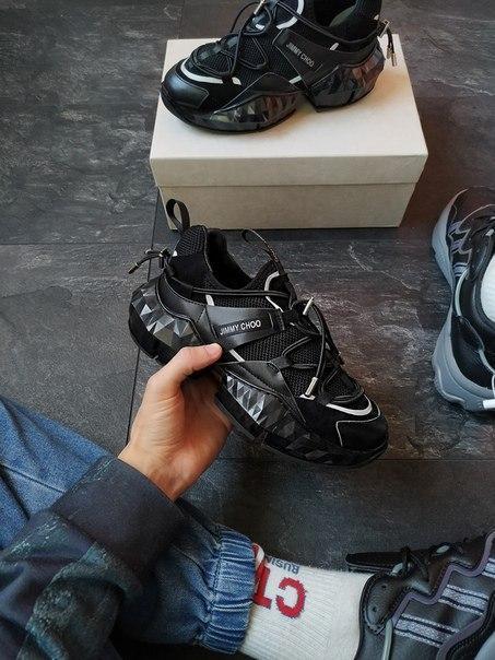 Жіночі модні кросівки Jimmy Choo