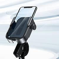 Держатель телефона для мотоцикла велосипеда хорошего качества Baseus Оригинал