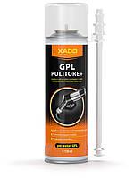 Очиститель систем питания газовых двигателей XADO LPG Cleaner+ с адаптером