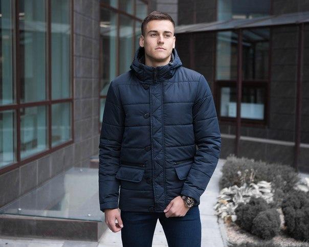 """Чоловіча водонепроникна куртка Pobedov Jacket """"Belfort"""", три кольори"""