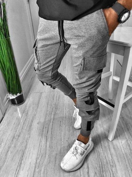Модні чоловічі штани, Туреччина (два кольори)