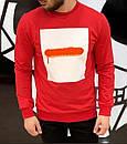 Мужской спортивный свитшот, три цвета, фото 2