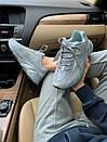 Жіночі кросівки AdidasYeezy Boost 700 V2 Blue Hospital, фото 3