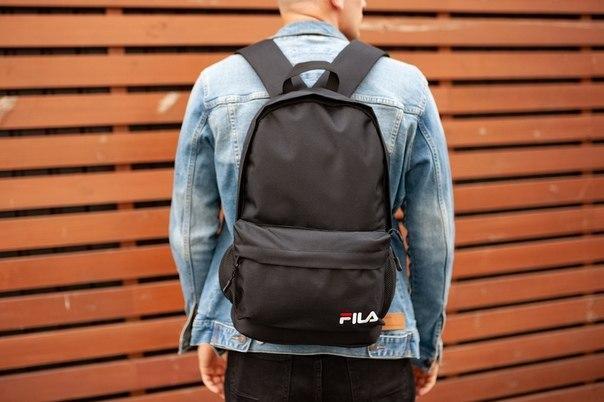 Модний рюкзак Fila, два кольори